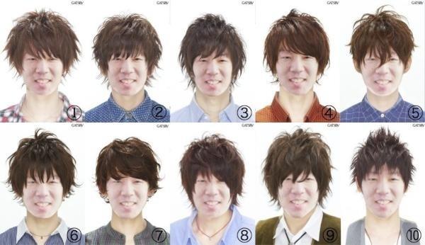 【画像】最近の若いやつってこういう髪型全然見かけないよな?