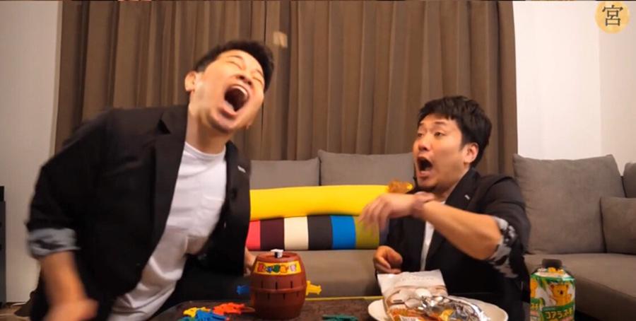 【朗報】ユーチューバー宮迫さん、過去最高に面白い動画を披露して一発逆転!!!(画像あり)