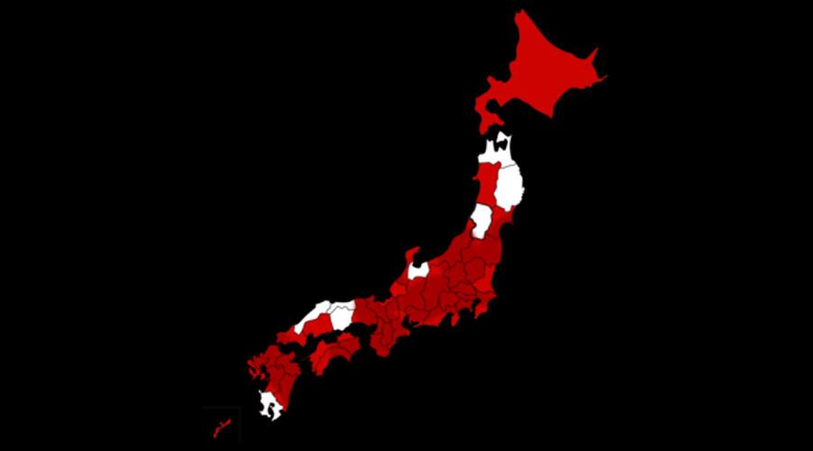 【超速報】コロナバトルロワイヤル、福井県、敗退【残り8県】