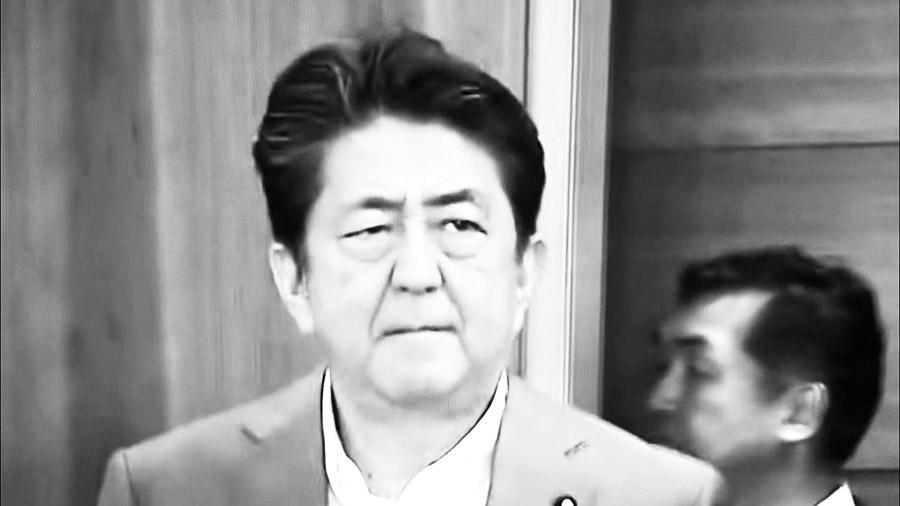 【朗報】安倍総理、覚醒!!!!!