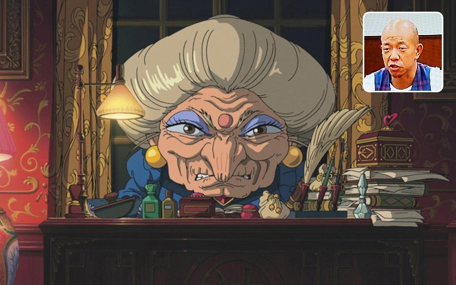 湯婆婆「ふん、小峠っていうのかい・・・贅沢な名前だねぇ・・・」