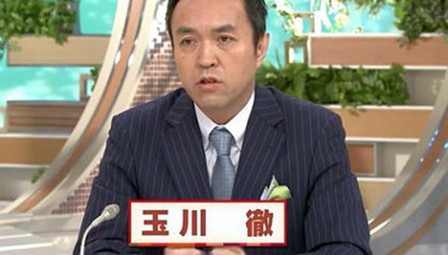 【朗報】玉川さん、散髪してスッキリ