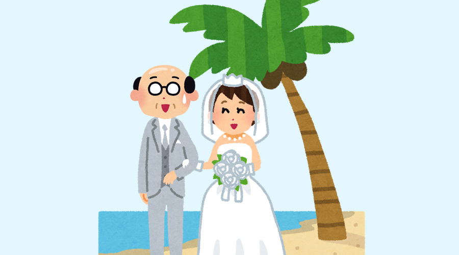 40歳独身童貞が若くて細くて可愛い子と結婚できる可能性は何%?