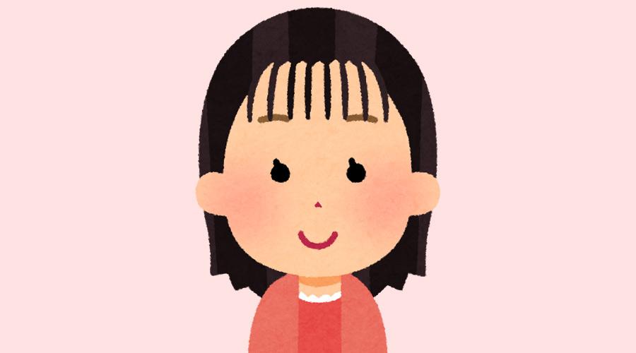 【急募】女のスカスカハゲ前髪の流行りを終わらせる方法