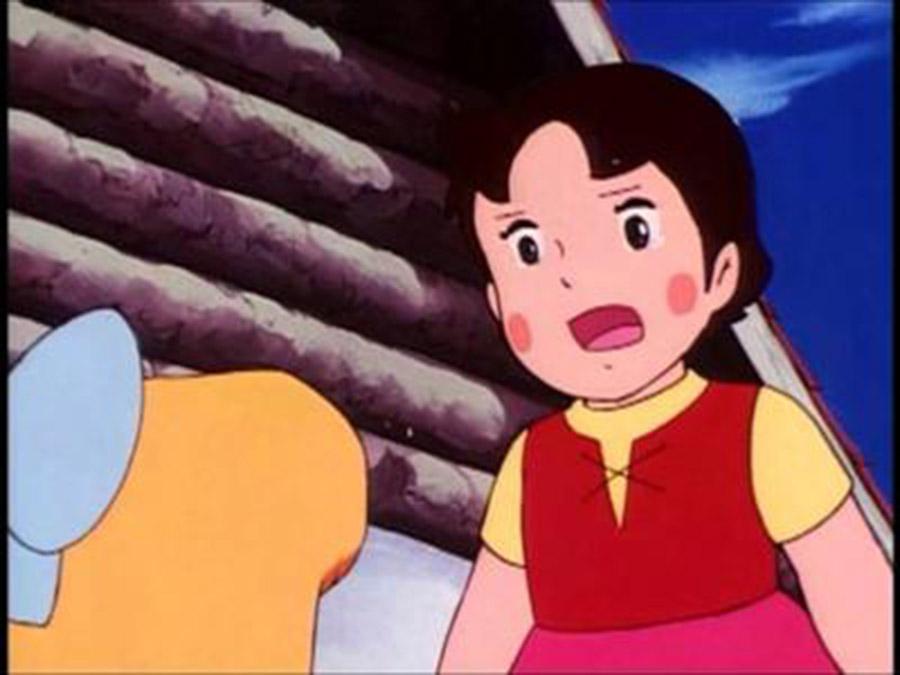 ハイジ「クララのバカ!」「アホ!マヌケ!ハゲ!穀潰し!陰キャ!チー牛!童貞!鉄オタ!」