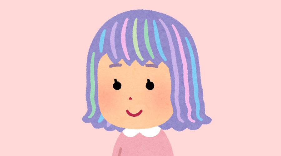 ピンク髪←正ヒロイン、青髪←サブヒロイン、緑髪←負けヒロインという風潮