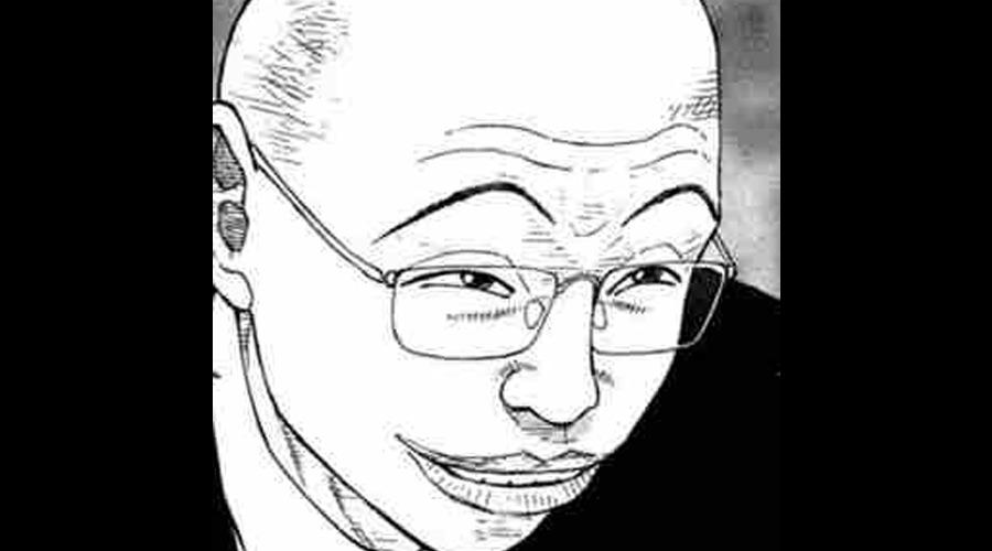 【悲報】ラーメンハゲこと芹沢さん、余生を楽しむ