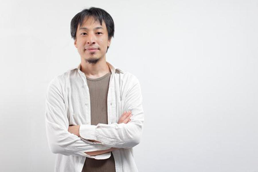 【画像】ひろゆきさん、凄い人だった!!!