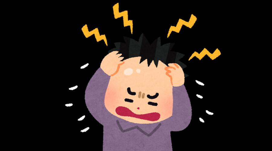 【悲報】ワイ、抜け毛がやばすぎる(画像あり)