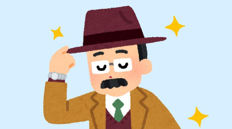 【疑問】なぜ女の帽子は許されて、男の帽子は許されないのか?