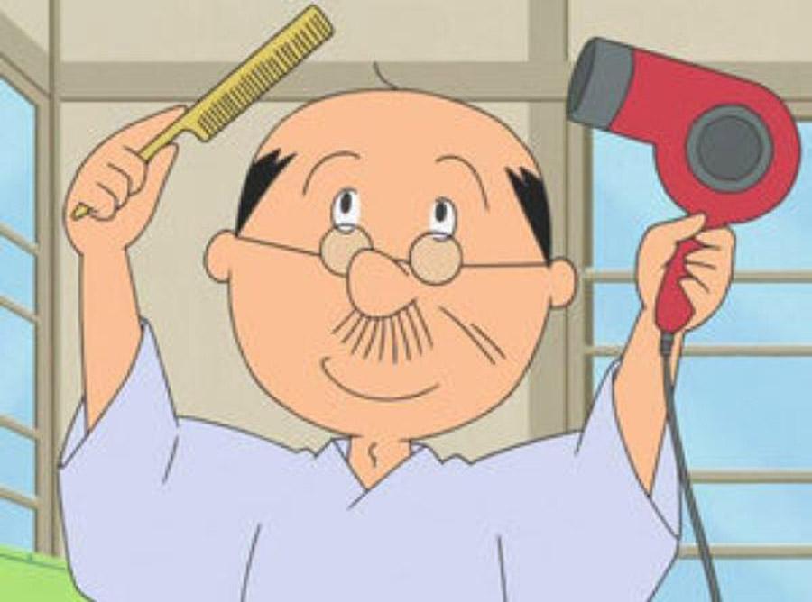 【悲報】磯野波平さん、クリーチャーになる(画像あり)