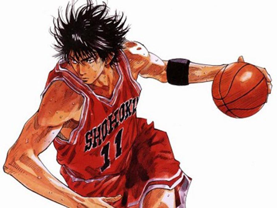 スラムダンク「流川楓」のバスケット選手としての弱点