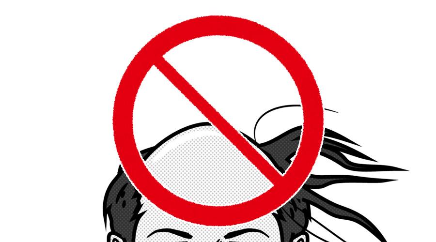 ヤフー、ハゲは悪だと批判する広告を禁止にする