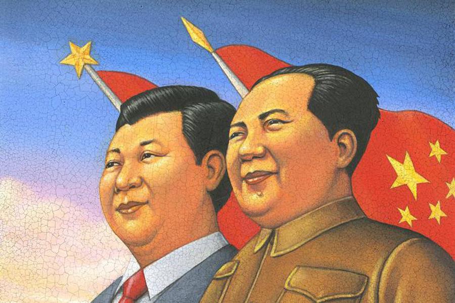 毛沢東(ハゲS、デブA、清潔感G、体臭F)←コイツが天下獲れた理由