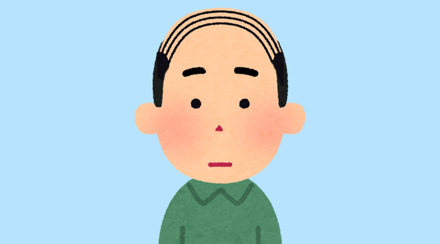 【悲報】ワイバーコードハゲ(24)、死ぬほどモテない