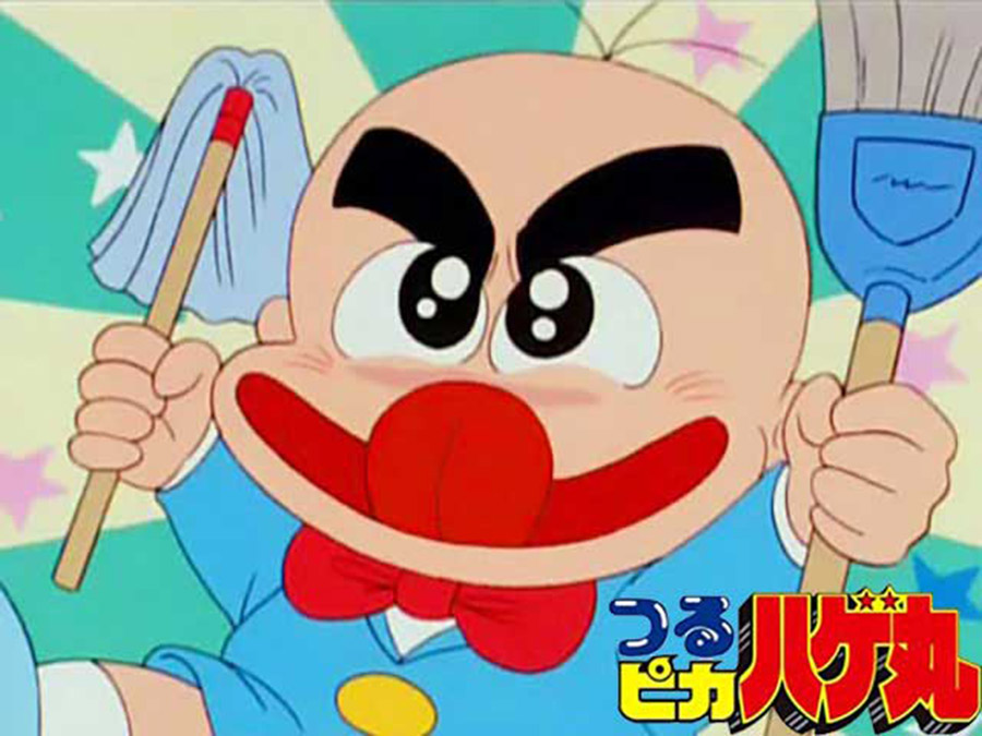 【悲報】ハゲが主人公の漫画、「ギャグ漫画」しかない説