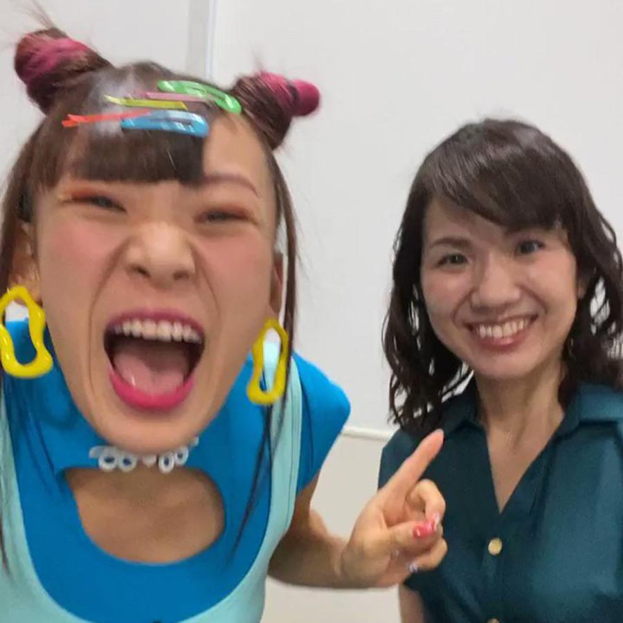 【ハゲ速報】豊田真由子「フワちゃんです!」フワちゃん「違うだろぉー!違うだろ!!」
