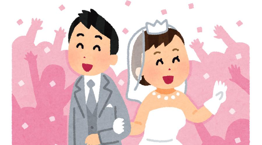 マナー講師「結婚式に列席するとき新郎新婦よりきらびやかな頭髪は相応しくない」→ハゲ死亡