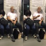 無職(45)「バス車内で前の席の女の子の髪の毛を舐めた」