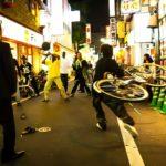 【ハゲ速報】歌舞伎町にとんでもない武術の達人が出現!!!(動画あり)