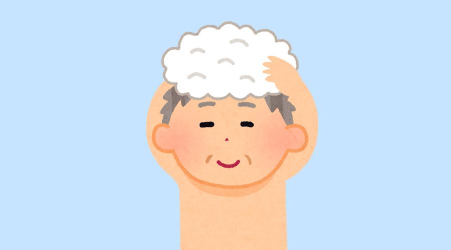 【画像】風呂でシャンプーしたら髪の毛結構抜けたんだけどヤバイか?
