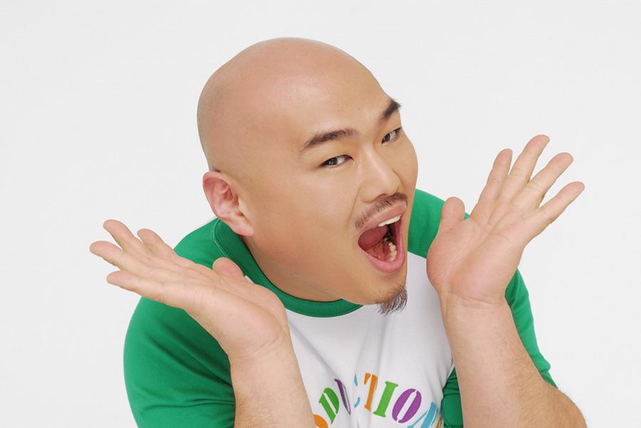 【ハゲ速報】昔のクロちゃんのとんでもない写真が流出!(画像あり)