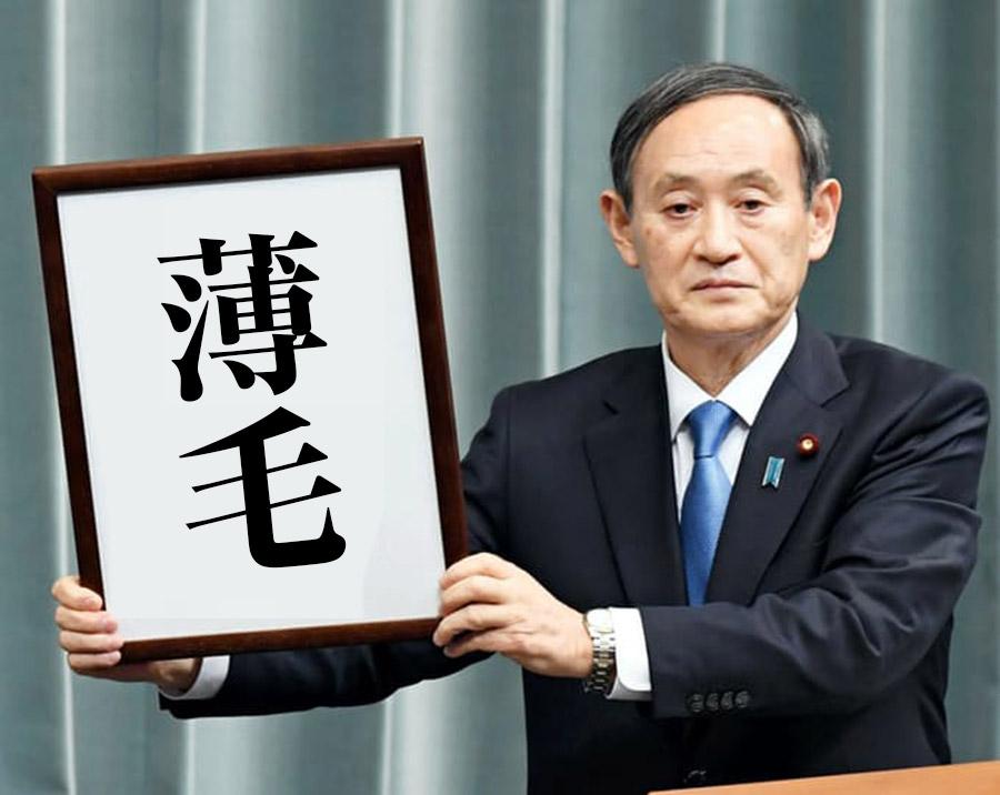 【ハゲ速報】菅政権、ハゲ治療を保険適用化へ!!!