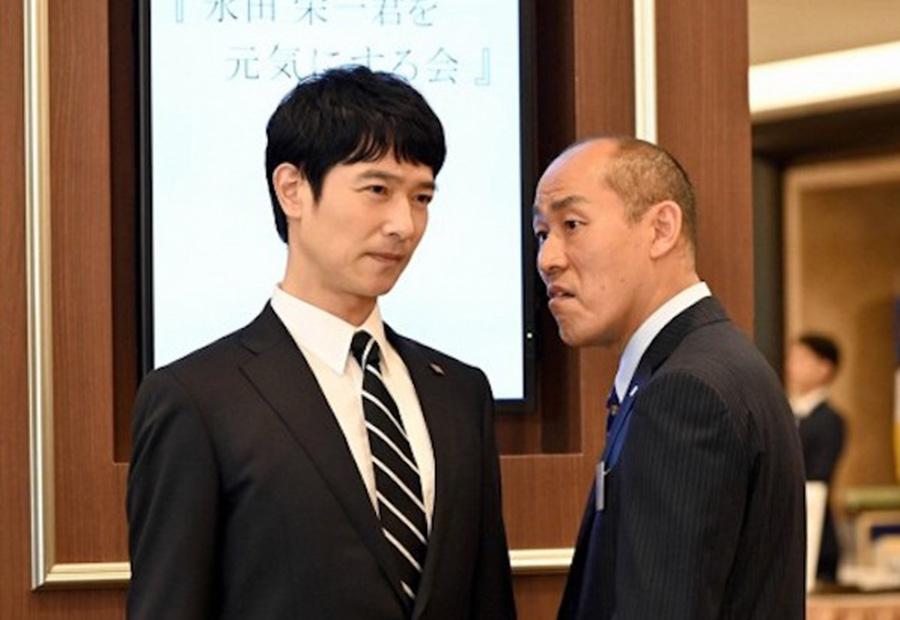 【半沢】堺雅人の演技力凄すぎwww