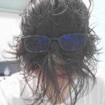 【悲報】ワイ、散髪屋で前髪をスカスカにされてしまう