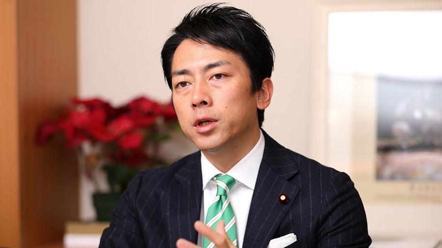 【ハゲ速報】小泉進次郎さん「ハゲの会」への入会が認められる