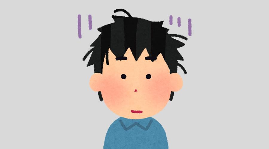 【悲報】社会人ワイ、髪を切りに行くタイミングがない