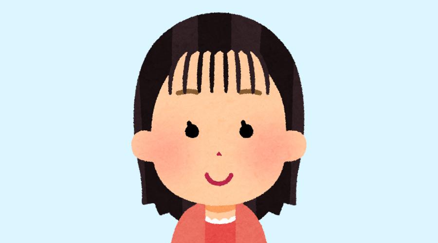 女子の間で「バーコード」みたいな髪型流行ってるけど・・・