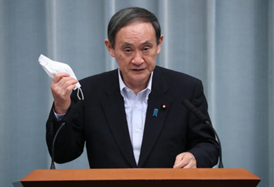 【ハゲ速報】菅首相、ハゲてるのに空手九段になる