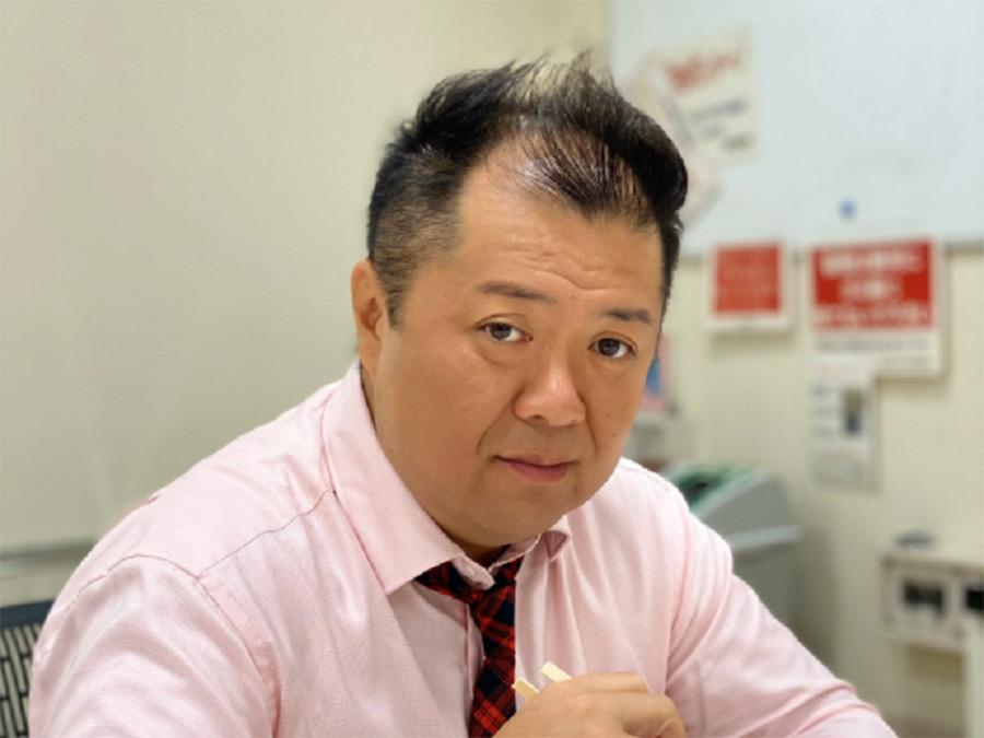 【閲覧注意】ブラマヨ小杉さんの頭皮と肥満、限界突破してしまう(画像あり)