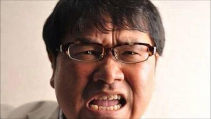 【速報】カンニング竹山、死亡