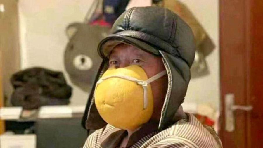 【超画像】とんでもないマスクが販売されてしまう