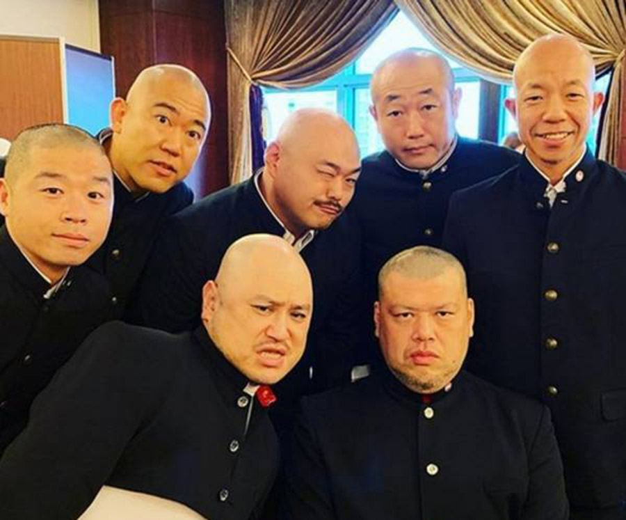 社会「スキンヘッドはNGなのでハゲてても髪は剃らないで」