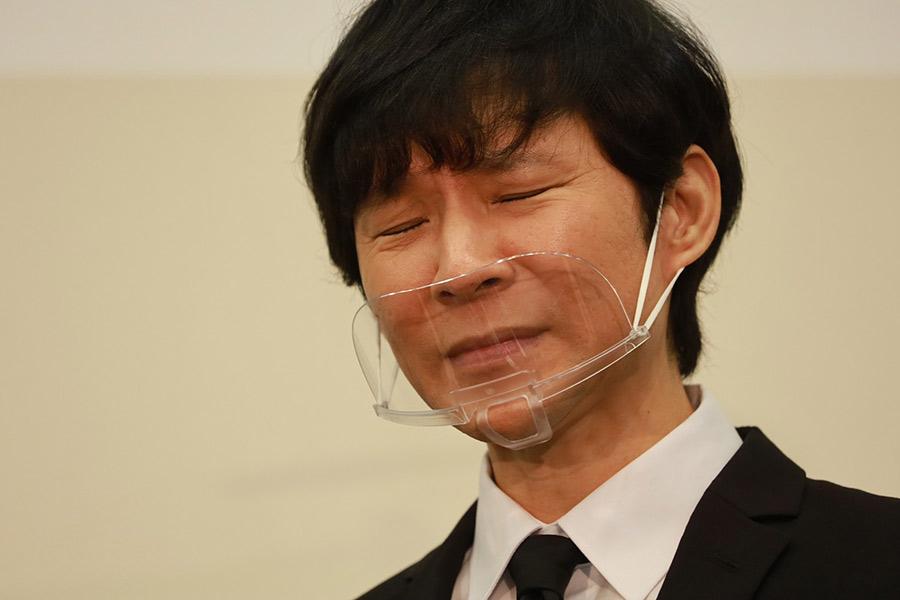 【超画像】アンジャッシュ渡辺さん、号泣会見するも涙がでない・・・