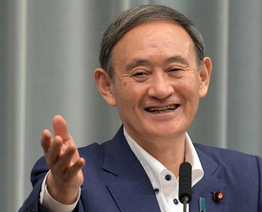 【スダレ悲報】 菅総理「皆さん、こんにちは。私がガースーですwww」