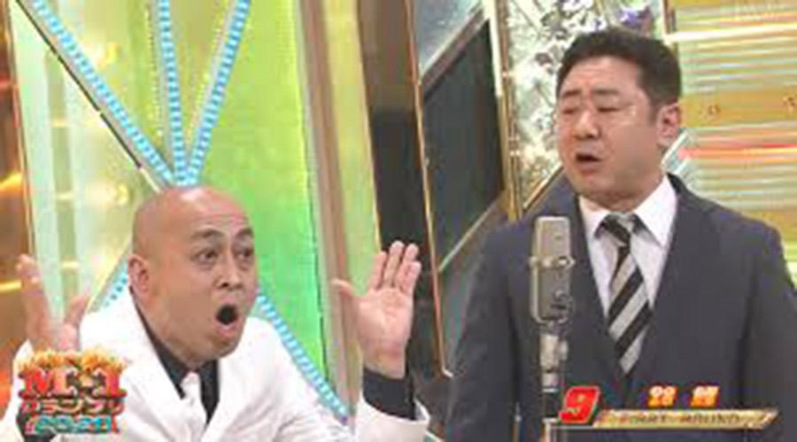 【ハゲ速報】M-1錦鯉『CRまさのり』 200万再生突破!!!