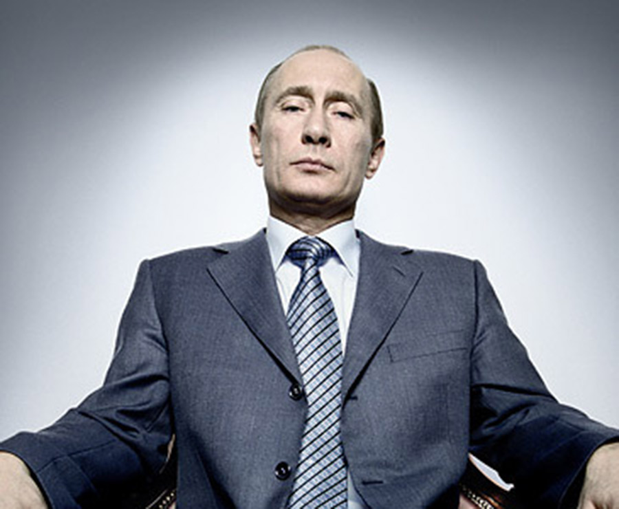 【速報】プーチン大統領、無敵になる