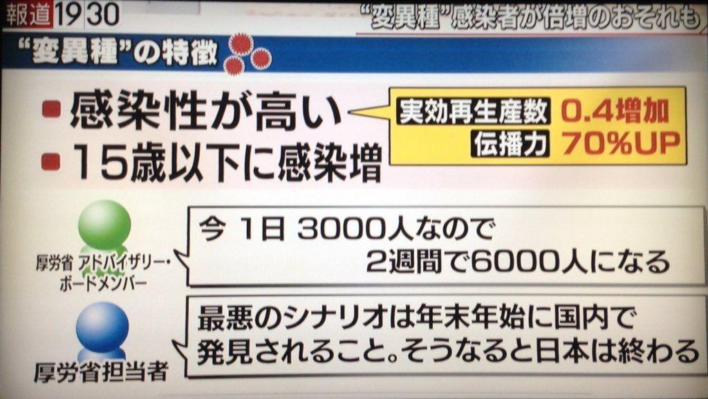 【終了】厚生労働省「すまん!日本終わったわwww」