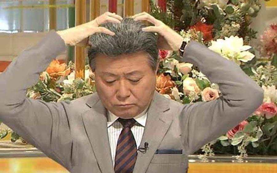【ヅラ悲報】とくダネ!小倉智昭さん、自分を責めてしまう