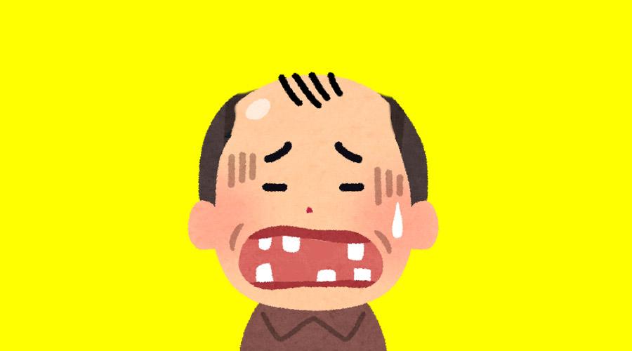 【ハゲ速報】コロナ完治後の後遺症「3ヶ月後に頭がハゲて息切れする」