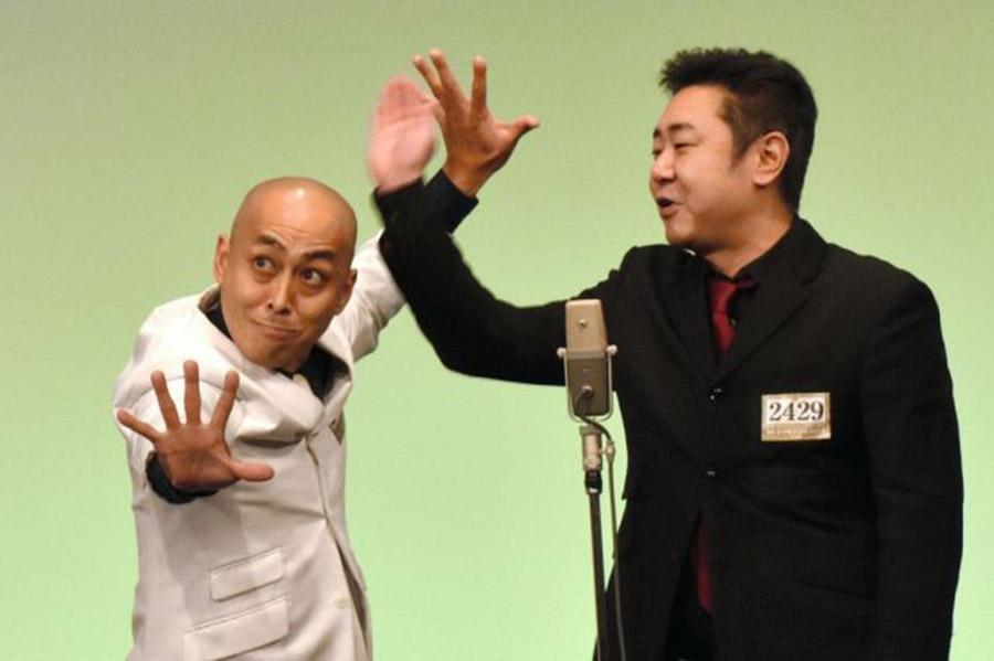 【悲報】錦鯉のAV男優やってそうな方、リアルガチでヤバい!(画像あり)