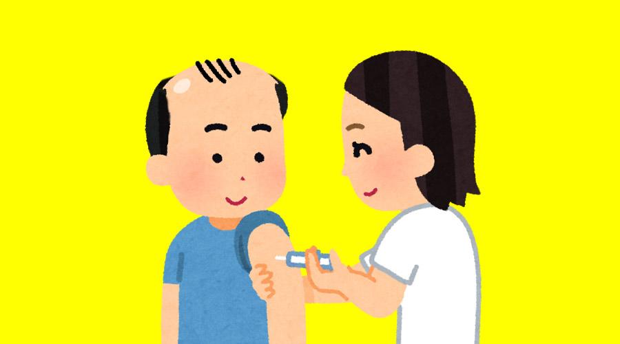 【ハゲ悲報】新型コロナワクチンの副作用、ハゲる模様