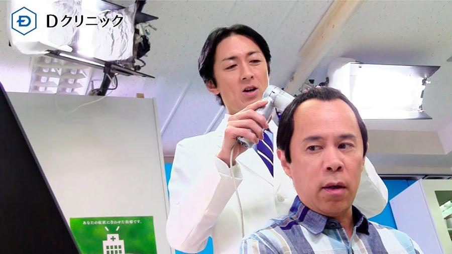 【ハゲ速報】ナイナイ矢部さん、ハゲ方が限界を突破してしまう(画像あり)