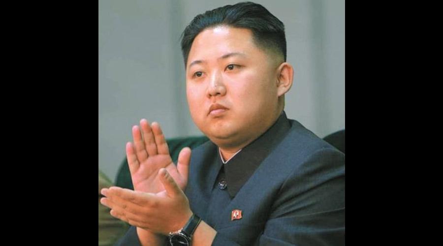 【キム速報】金正恩さん、サザエさんみてぇな髪型になる(画像あり)