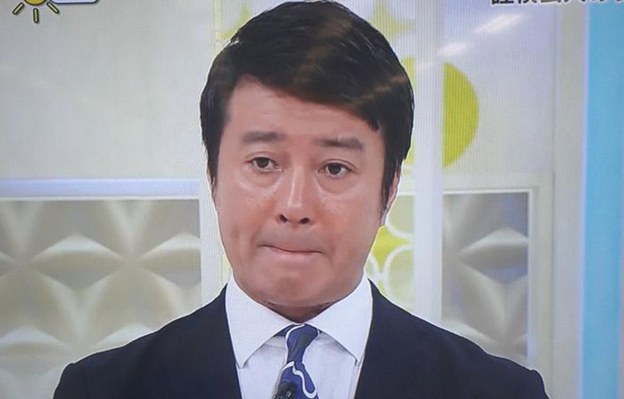 【悲報】加藤浩次さん、完全終了