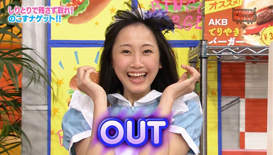 【ハゲ悲報】松井玲奈ちゃんがハゲまくってて泣きそう・・・